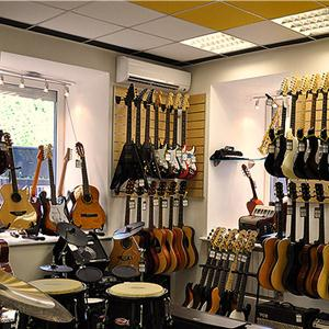 Музыкальные магазины Саракташа