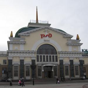Железнодорожные вокзалы Саракташа
